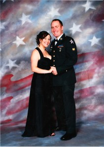 Formal Pic at Army Ball 2009-crop