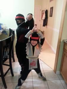 Nevil Ninjas 2013