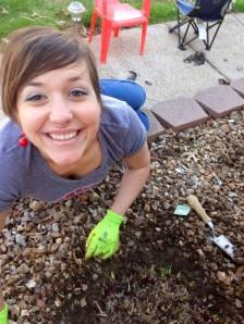 Tiff gardening