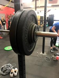 back squat weights